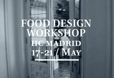 MADRID DESIGN NET WORKSHOP
