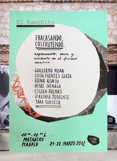 WORKSHOP AT THE RANCHITO, MATADERO MADRID