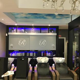 Hair Salon Backwash