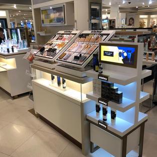 Sisley Retail Space