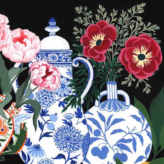Porcelaines de Chine