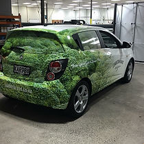 Car Wraps. Fleet Graphics