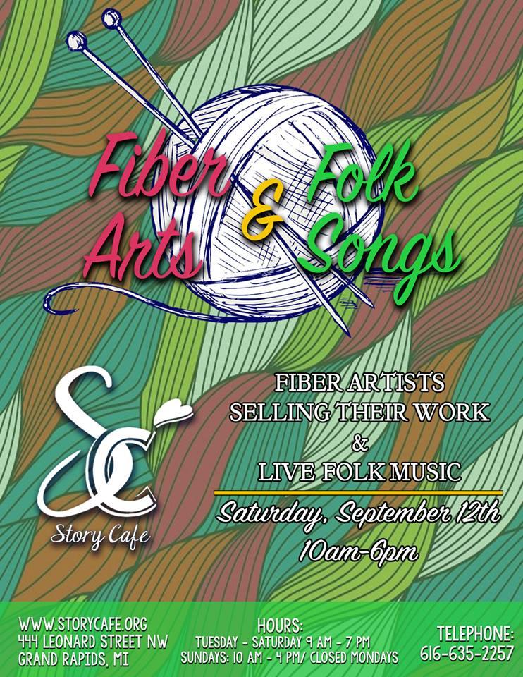 Fiber Arts & Folk Songs