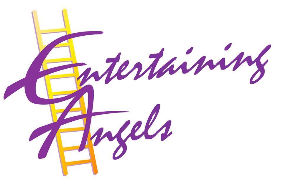 Entertaining Angels Full Logo