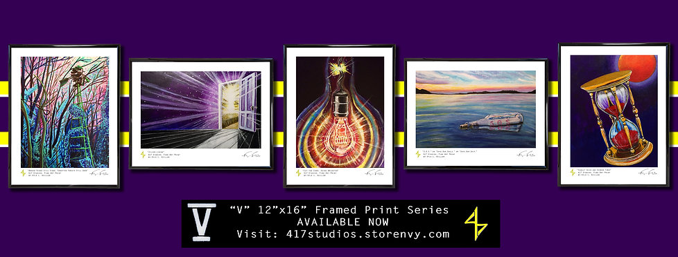 V Print Series  5 Prints for Sale Now