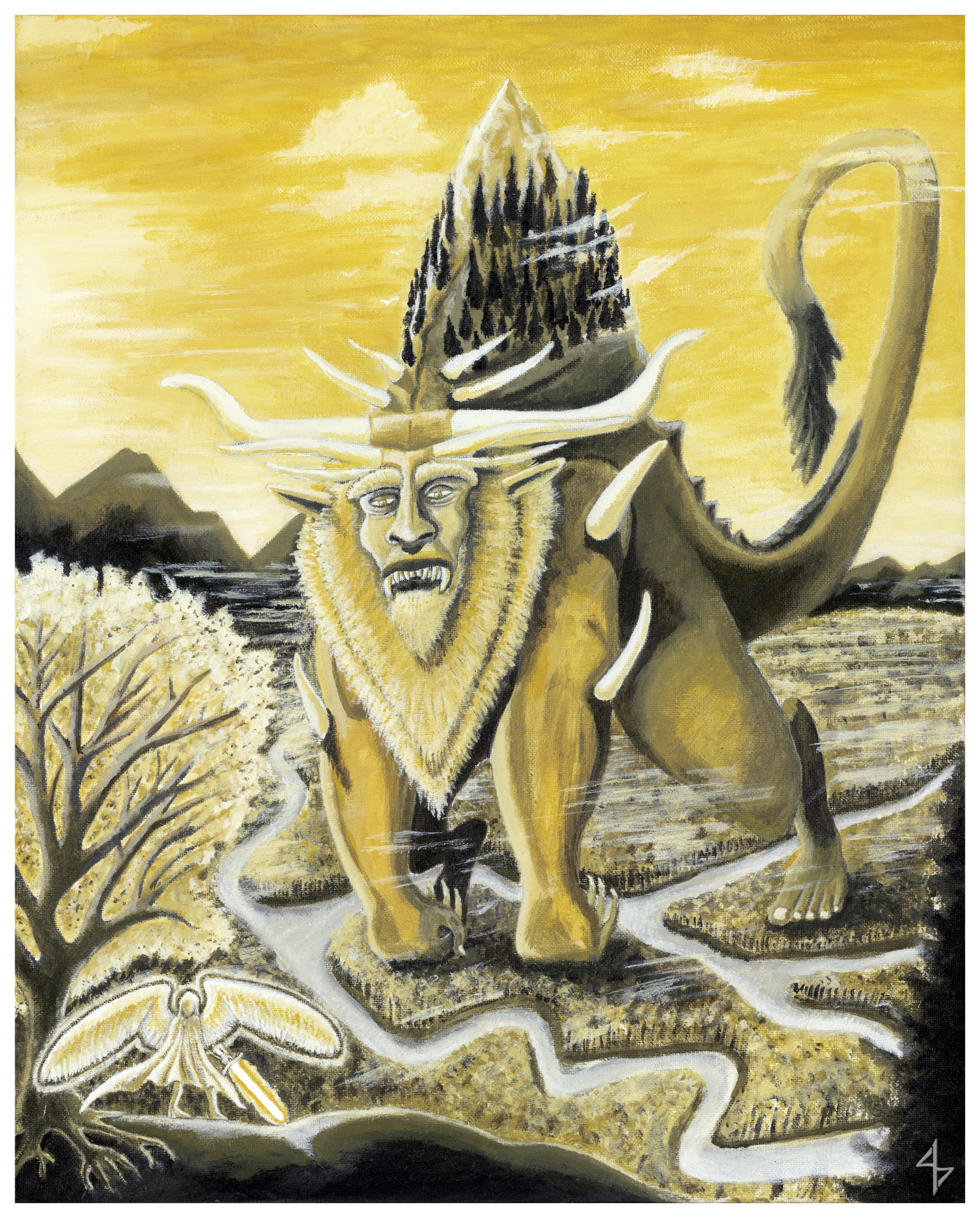 _Behemoth & the Watcher_ Watermark