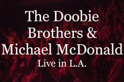 The Doobie Brothers & Michael McDonald