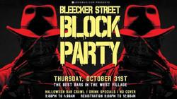 Bleecker Street Block Party
