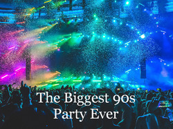 The Biggest 90s Party Ever