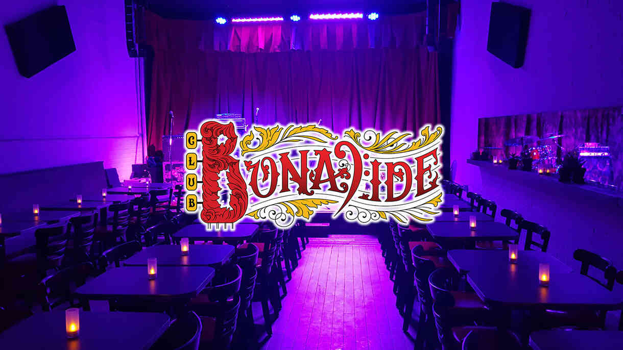 Club Bonafide: Live Jazz, Blues, Fun