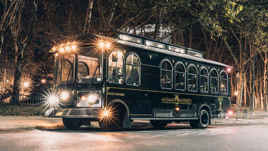 Madame Morbid Trolley Tours