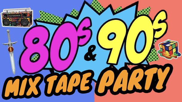 80s & 90s Party