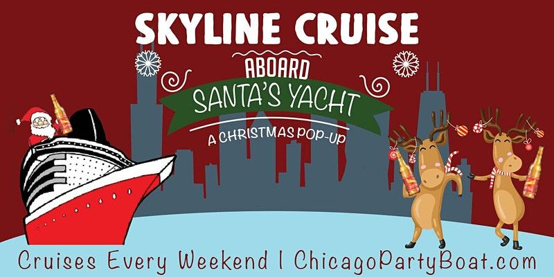 Santa's Yacht Skyline Cruise
