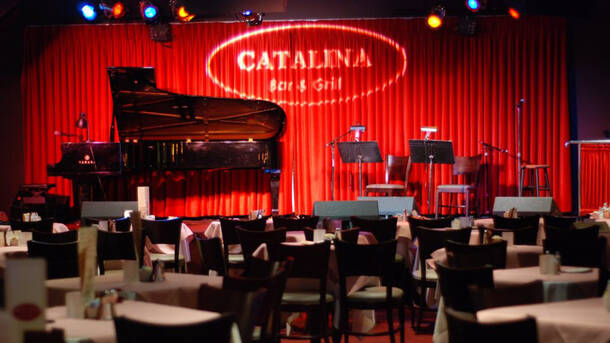The Catalina Jazz Club