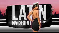 Latin Boat Party