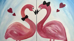 Valentine's Day Paint & Sip