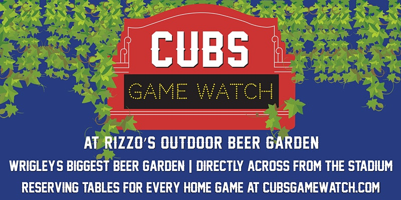 Cubs vs. Brewers Aug 16th