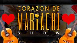 Corazon De Mariachi Dinner Show