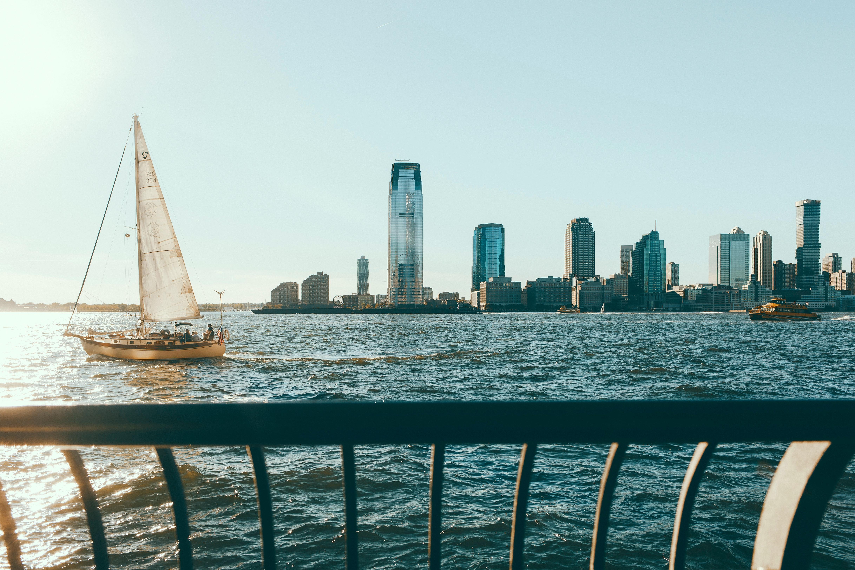 Battery Park Date Walking