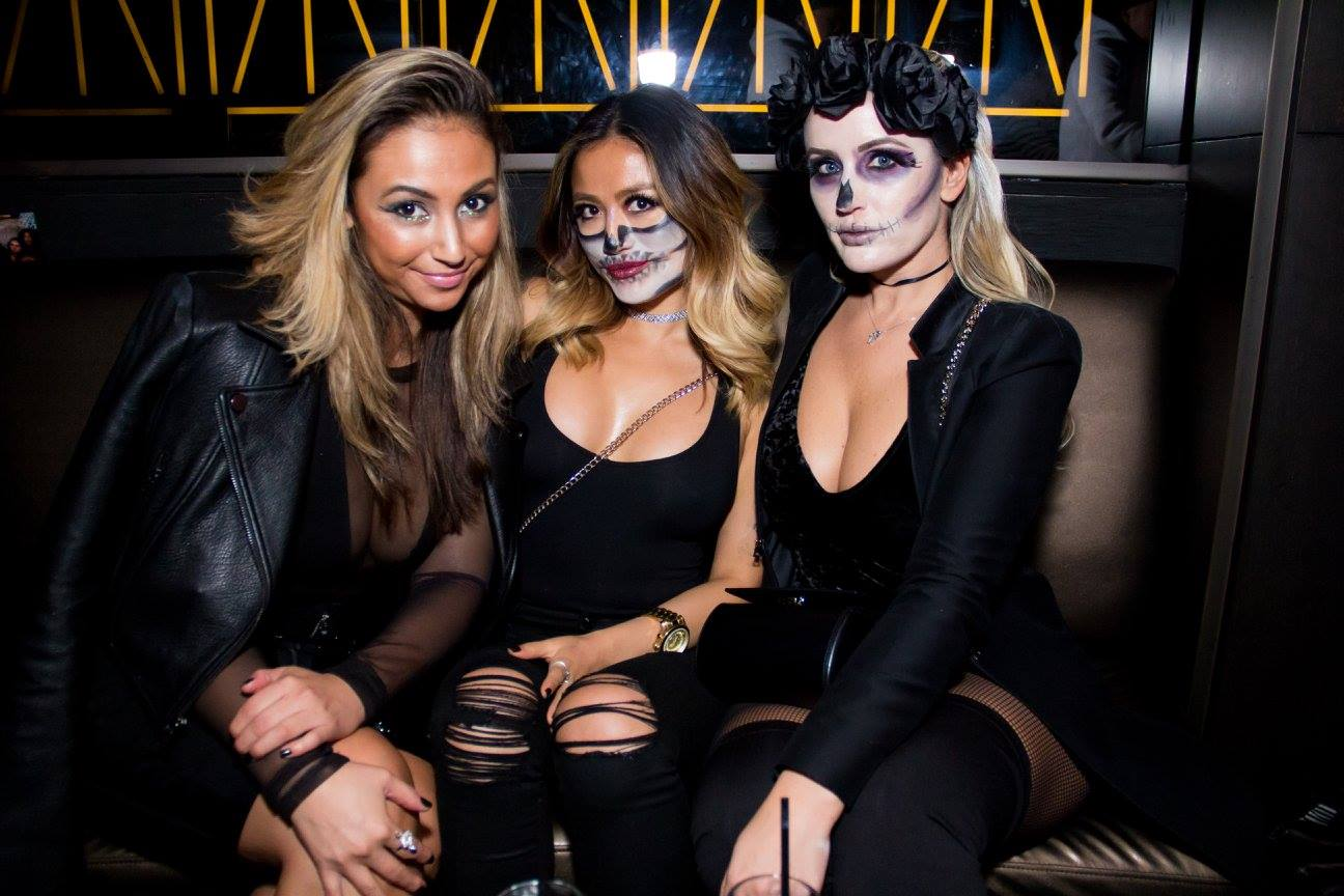 Halloween at Jane Ballroom
