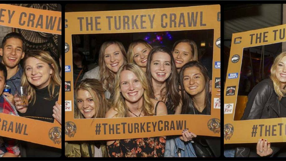 The Turkey Crawl