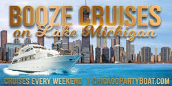 Booze Cruises on Lake Michigan