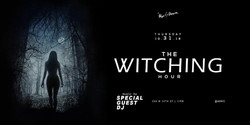 Witching Hour at Up & Down