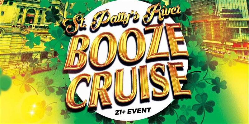 St Pattys Booze Cruise