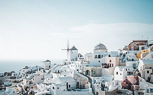 Greek Island, Santorini