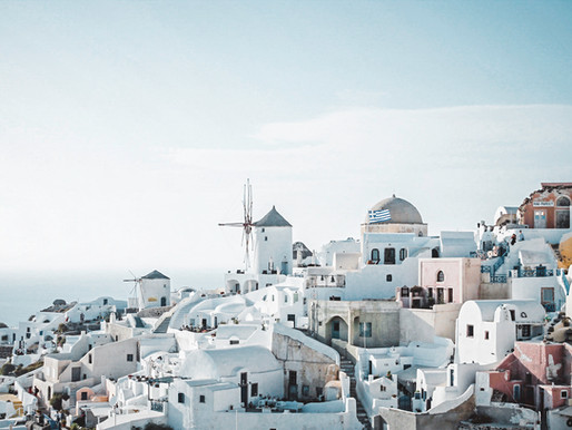 Sailing the Greek Isles of Myth and Magic