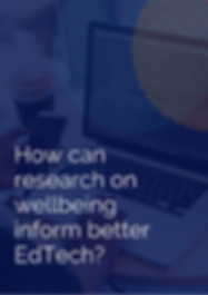 How can research on wellbeing informbett
