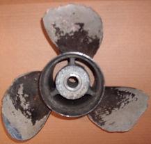 prop before repair