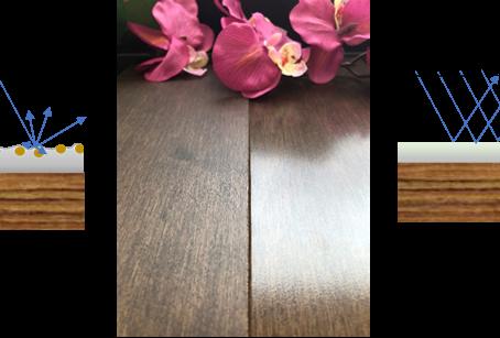 Tendances du naturel et chaleureux : le fini mat pour nos planchers en bois