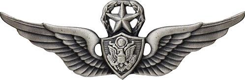 Master Aviation Badge