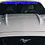 Thumbnail: Mustang GT - Blue and White Windshield Graphic