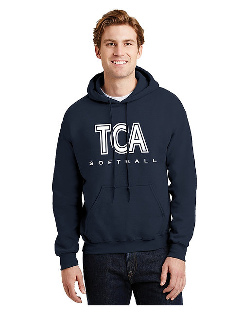 TCA Spirit Wear Hoodie Navy