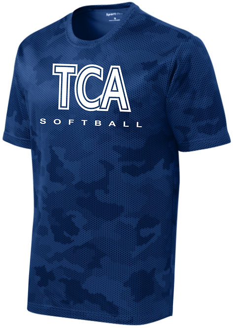 TCA Spirit Wear HEX Royal Dry Fit - ST370