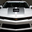 Thumbnail: Camaro SS - Gray and White Windshield Graphic
