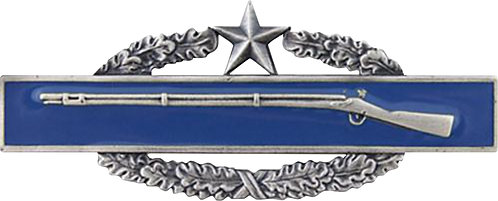 Combat Infantry Badge 2nd Award - CIB
