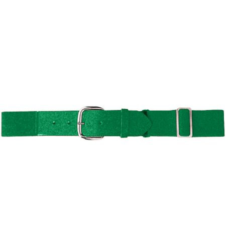 Green Sox Baseball Belt