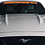 Thumbnail: Mustang GT - TRB Orange and White Windshield Graphic