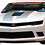 Thumbnail: Camaro RS - TRB Orange and White Windshield Graphic