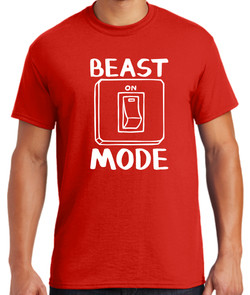 106-61617 - beast mode - RED