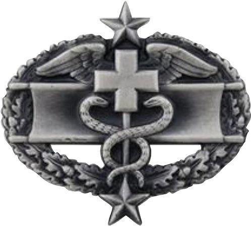 Combat Field Medical Badge 3rd Award (CFMB)