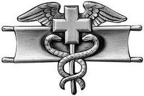 Expert Field Medical Badge - EFMB
