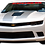 Thumbnail: Camaro RS- Red and White Windshield Graphic