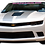 Thumbnail: Camaro SS - Pink and White Windshield Graphic