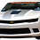Thumbnail: Camaro SS - TRB Orange and White Windshield Graphic