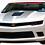 Thumbnail: Camaro SS- Red and White Windshield Graphic