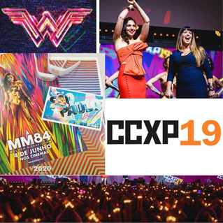 CCXP19 MULHER MARAVILHA